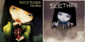 Infected Mushroom 2007 vs. Seether 2000